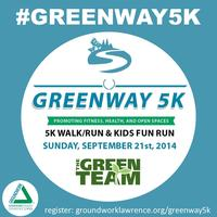 Greenway 5K (Registration Closed)