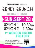 Bendy Brunch