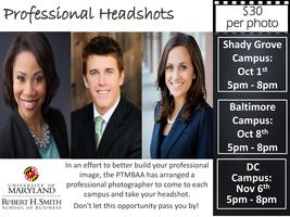 Smith Professional Headshots- DC Campus