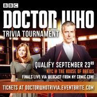 Doctor Who Trivia Night (Win Passes to NY COMIC CON...
