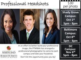 Smith Professional Headshots- Shady Grove Campus