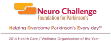 Neuro Challenge Foundation Inc. for Parkinson's logo
