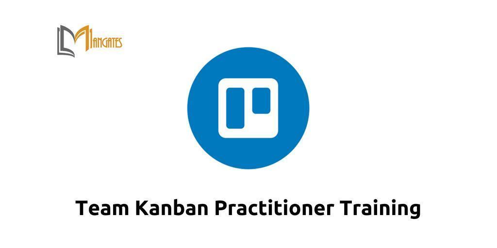 Team Kanban Practitioner 1 Day Virtual Live Training in Hobart