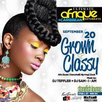 Ultimate Afrique + Caribbean Saturdays 09/20