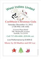 WIU Caribbean Holiday Gala 2012