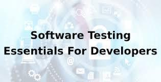 Software Testing Essentials For Developers 1 Day Virtual Live Training in Brampton