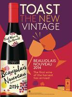 Beaujolais and Beyond Celebration 2014