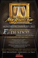 New Years Eve at 3000 Broadway