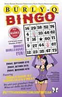 BURLY-Q BINGO: OCTOBER