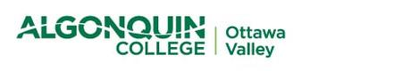 Algonquin College Open House  Pembroke Campus - Fall...