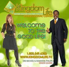 Kingdom Life International logo