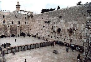 Prayer at the Kotel & other holy sites - see details...