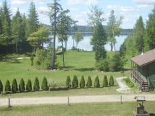 Lake Clear Lodge logo