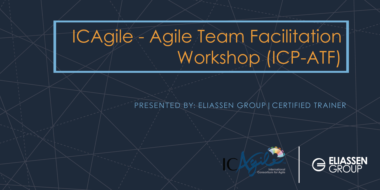 ICAgile - Agile Team Facilitation Workshop (ICP - ATF) - Atlanta - February