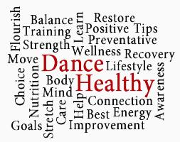 Healthy Choices - Healthy Dancer