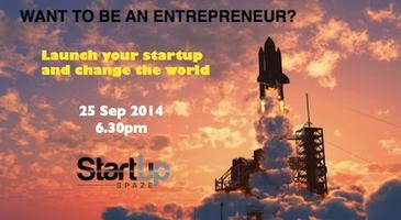 Spaze Series - Launch your startup now!
