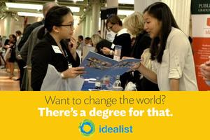 Baltimore Idealist Grad Fair