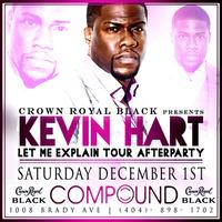 AG Entertainment Presents :: Kevin Hart Tour Afterparty ::...