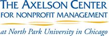 The Axelson Center for Nonprofit Management logo