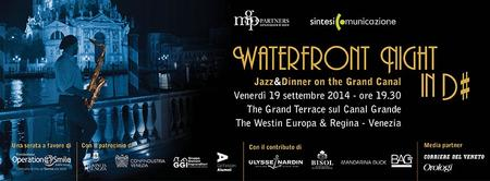 Waterfront night in D# - evento benefico a favore di...
