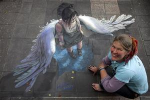 Chalk Urban Art: Festival Launch & Screening
