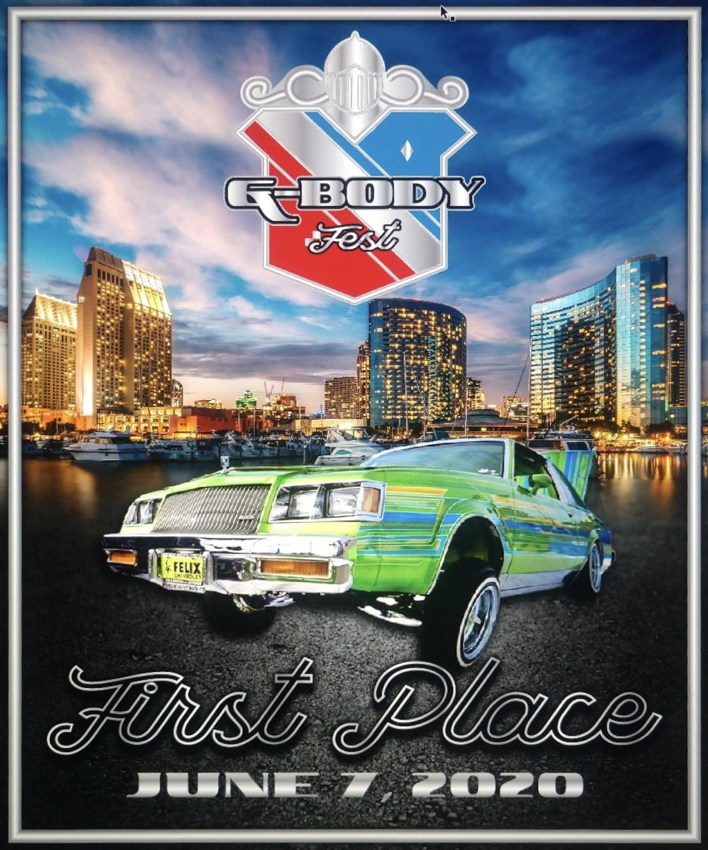 G Body Fest Car Show & Hop 4