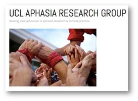 UCL Aphasia Research Group Meeting