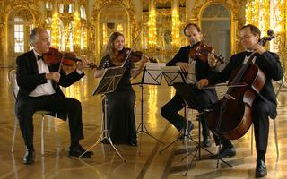 Concert by Rimsky Korsakov Quartet, Reception & Art...