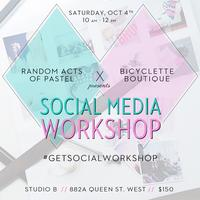 Toronto Social Media Workshop