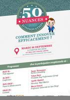 Conférence 50 Nuances D'Innovation