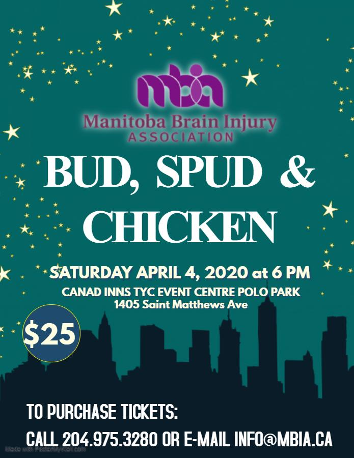2020 MBIA Bud, Spud & Chicken