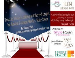 Boston Fashion Week Style Swap Tickets Wed Oct 8 2014