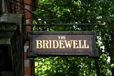 Bridewell Theatre logo
