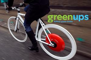 Very Bike-E! - October GreenUps explores electric...