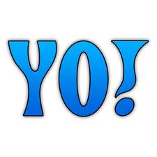 YO! Media logo