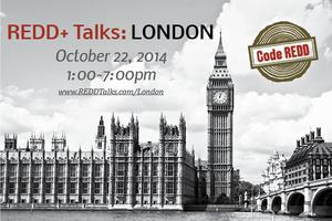 REDD+ Talks: London