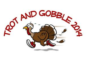 Trot & Gobble to benefit The Front Porch
