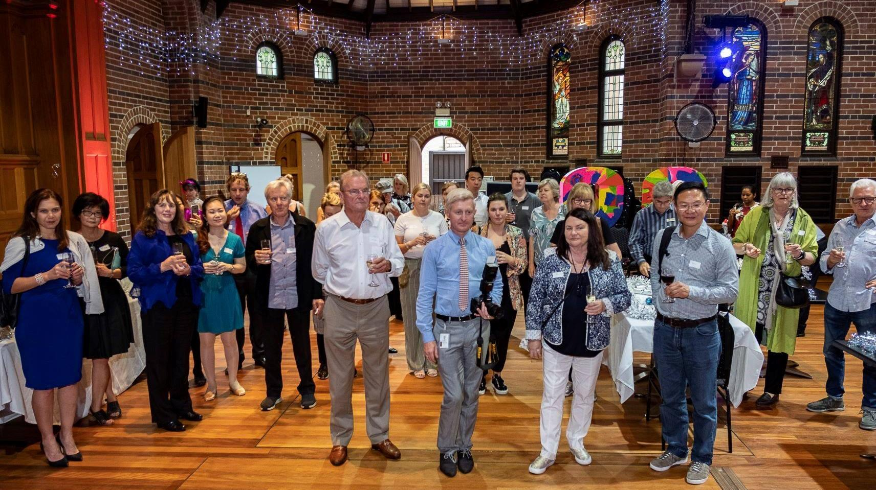 Mosman Chamber 2019 Christmas Party