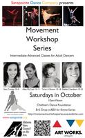 Movement Workshop Series - Fall 2014