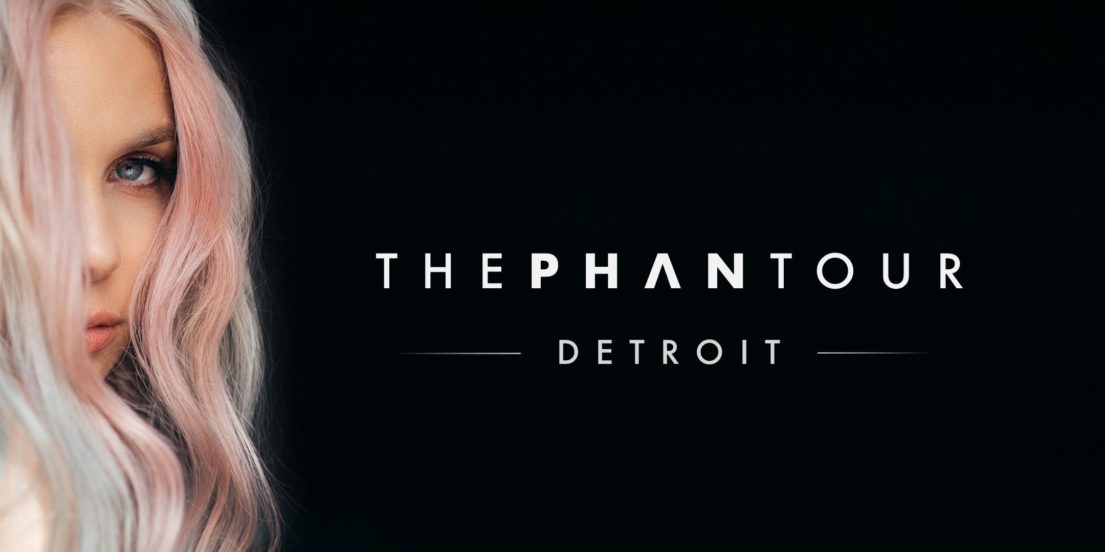 **POSTPONED - NEW DATE TBD** The Phan Tour 2020 - DETROIT
