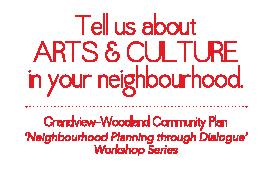 'Neighbourhood Planning through Dialogue': Arts &...