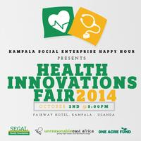 "Kampala Social Enterprise Happy Hour - ""Health..."