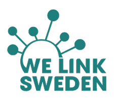 We Link Sweden logo