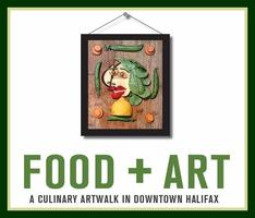 FOOD+ART: A culinary artwalk