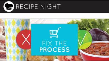Recipe Night: Fix the Process