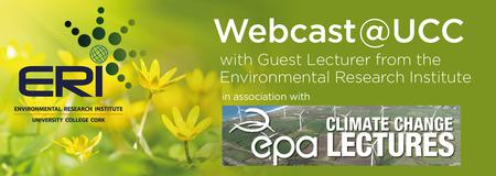 EPA Climate Lecture Series webcast