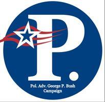 George P Bush - El Paso Bus Stop
