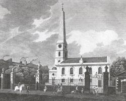 Historic St Luke's: Shakespeare to Silicon Roundabout