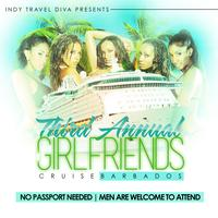 Girlfriends Take Over Barbados