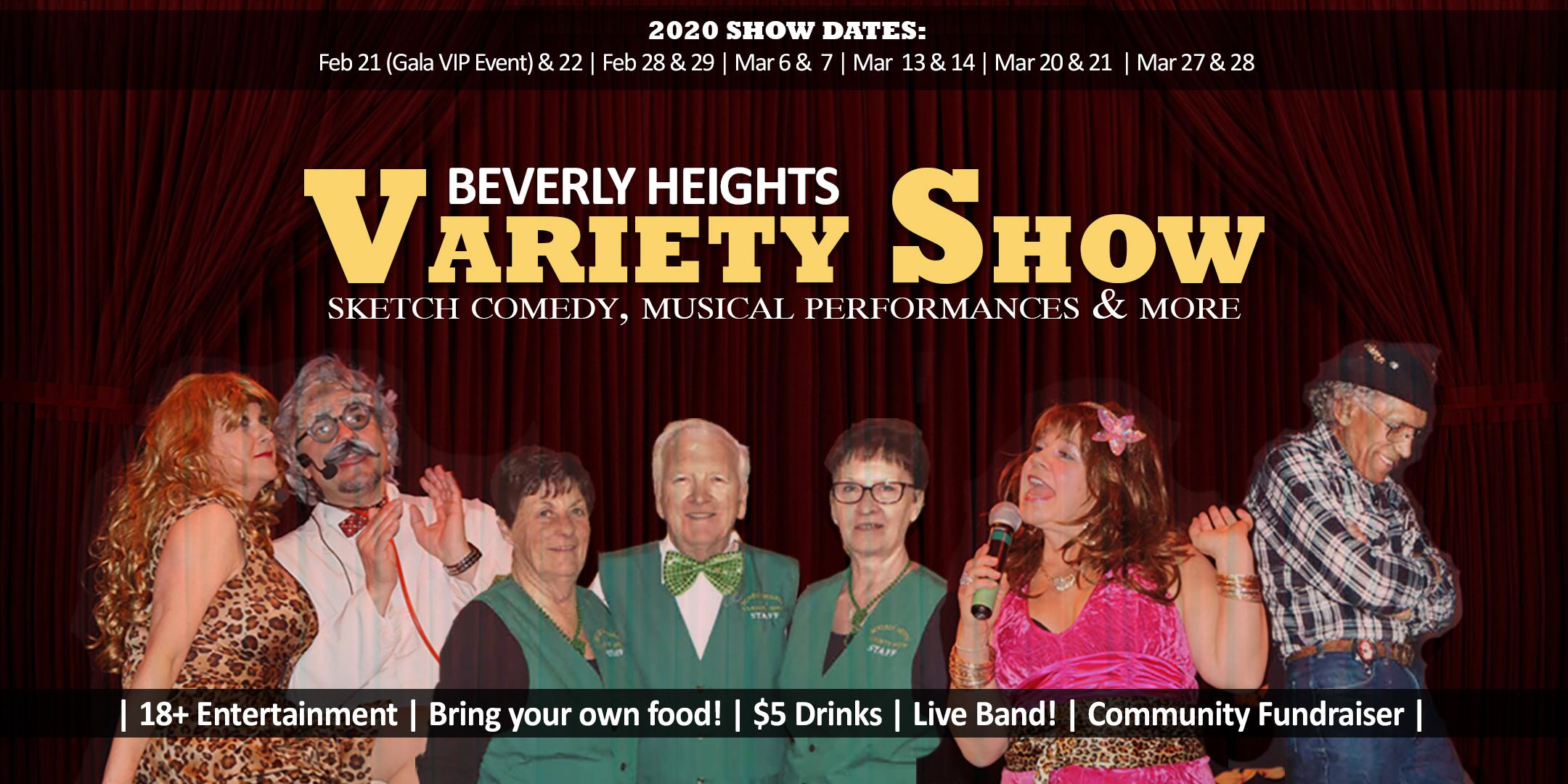 2020 Beverly Heights Variety Show February 28